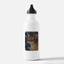 Abyssinian Cat AA025D-018 Sports Water Bottle