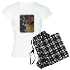 Abyssinian Cat AA025D-018 Pajamas
