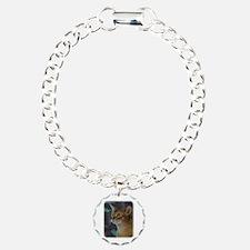 Abyssinian Cat AA025D-018 Bracelet