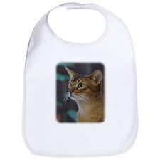 Abyssinian Cat AA025D-018 Bib