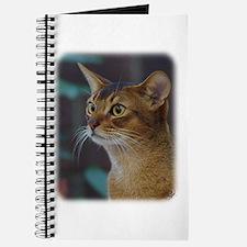 Abyssinian Cat AA025D-018 Journal