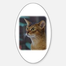 Abyssinian Cat AA025D-018 Decal