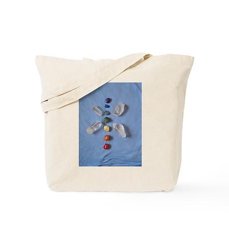Stones/Crystals Tote Bag
