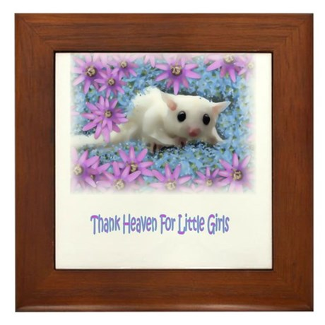ToandFro Gliders Framed Tile
