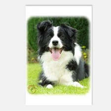 Border Collie 9A014D-14 Postcards (Package of 8)