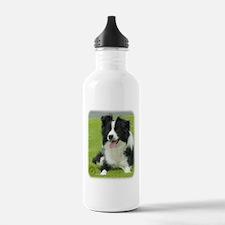 Border Collie 9A015D-10_2 Water Bottle