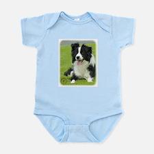 Border Collie 9A015D-10_2 Infant Bodysuit