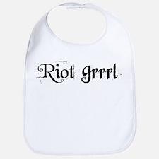 Riot Grrrl Bib