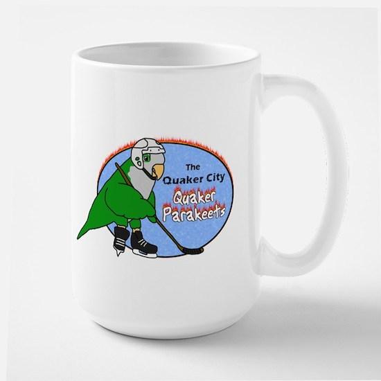Quaker City Quakers Large Mug