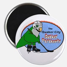 Quaker City Quakers Magnet
