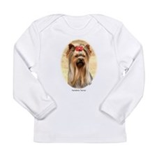 Yorkshire Terrier Long Sleeve Infant T-Shirt