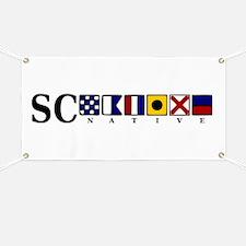 SC native Banner