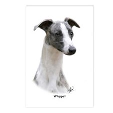 Whippet 9Y205D-231 Postcards (Package of 8)