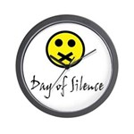 Day of Silence Wall Clock