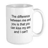 Novelty Large Mugs (15 oz)