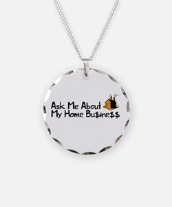 Home Business - Ask Me Necklace