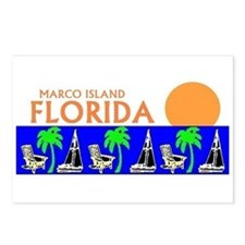 Unique Marco Postcards (Package of 8)