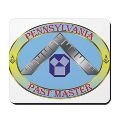 PA Past Master Mousepad