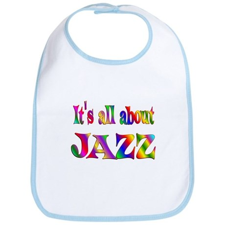 All About Jazz Bib