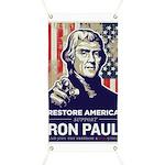 Ron Paul 2012 Banner
