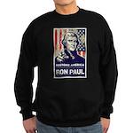 Ron Paul 2012 Sweatshirt (dark)