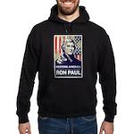 Ron Paul 2012 Hoodie (dark)