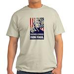Ron Paul 2012 Light T-Shirt