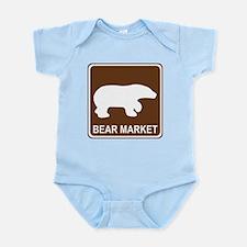 Bear Market Infant Bodysuit