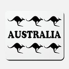 Kangaroos Australia Mousepad