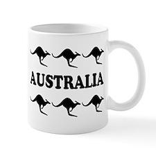 Kangaroos Australia Mug