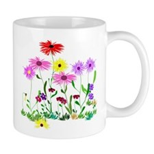 Flower Bunches Mug
