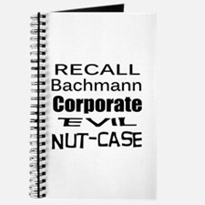 Recall Michele Bachmann Journal
