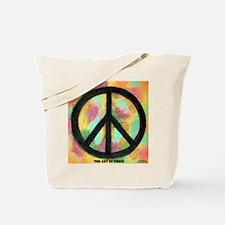 The Art of Peace Original Rainbow Tote Bag