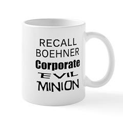 Recall John Boehner Mug