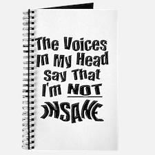 Insane Voices Journal