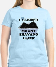 I Climbed Mount Shavano T-Shirt