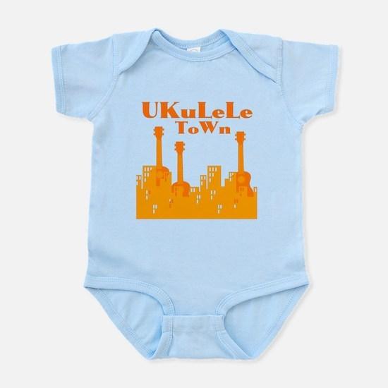 Ukulele Town Infant Bodysuit