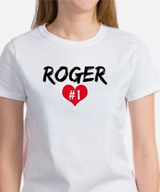 Roger number one Tee