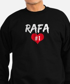 RAFA number one Sweatshirt (dark)