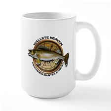 Large Walleye Coffee Mug / Coffee Cup