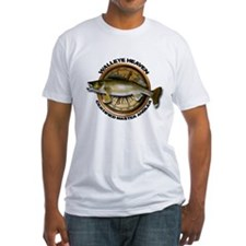 Fitted Walleye T-Shirt