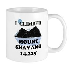 I Climbed Mount Shavano Mug