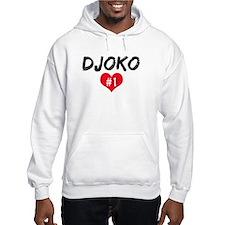DJOKO number one Jumper Hoodie