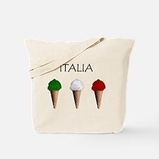 Gelati Italiani Tote Bag