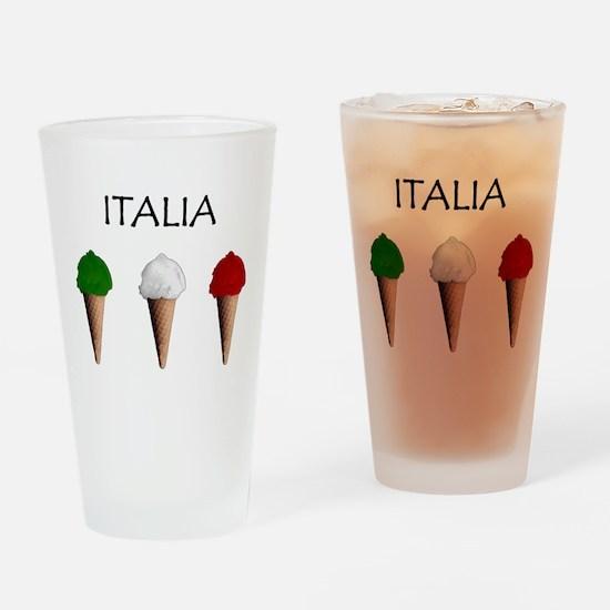 Gelati Italiani Pint Glass