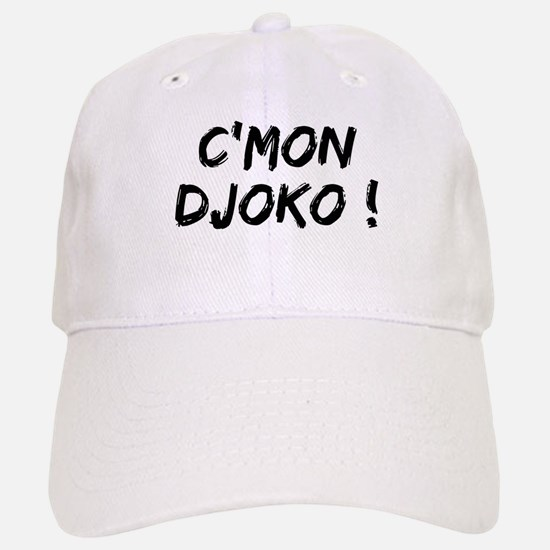 C'MON DJOKO ! Baseball Baseball Cap