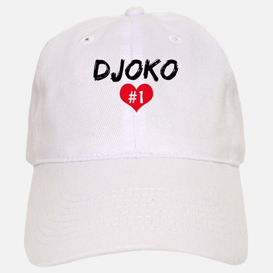 DJOKO number one Baseball Baseball Cap