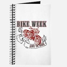 Bike Week Journal
