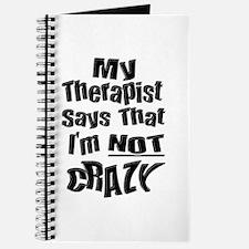 Crazy Therapist Journal