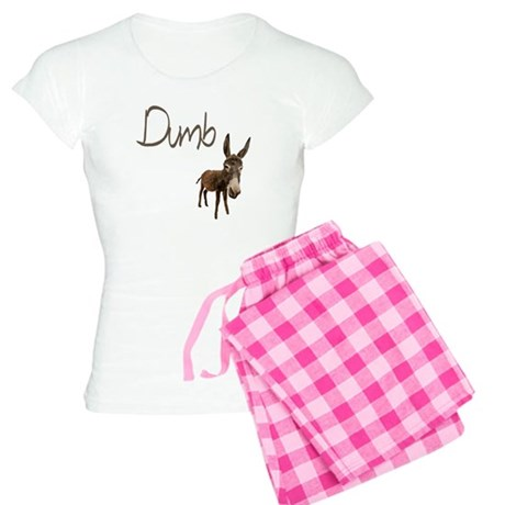 Dumb Donkey Women's Light Pajamas
